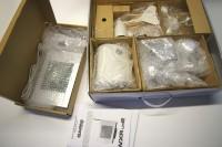 Meteostanice WXR - rozbalená krabice