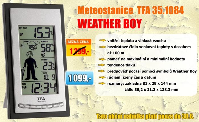 Meteostanice TFA 35.1084.IT