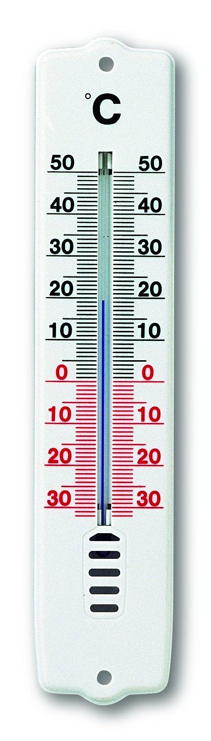 Nástěnný teploměr TFA 12.3009 pro vnitřní/venkovní použití