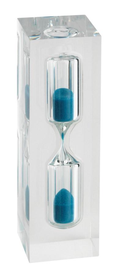 Přesýpací hodiny TFA 18.6005.14 - barva světle modrá