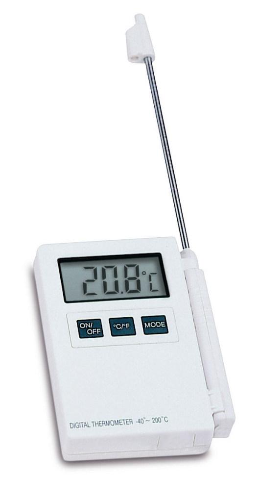 Profi vpichový teploměr TFA 30.1015 - P200