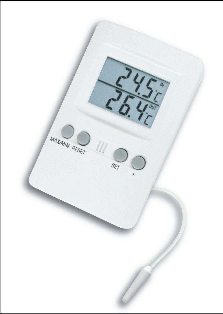 Digitální teploměr TFA 30.1024 s alarmem