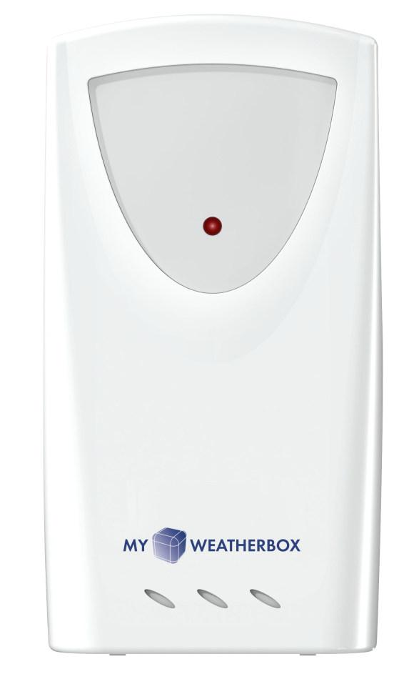 Bezdrátové čidlo teploty a vlhkosti TFA 30.3217.02