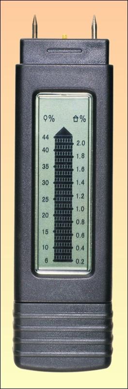 Vlhkoměr pro dřevo a stavební materiál TFA 30.5500