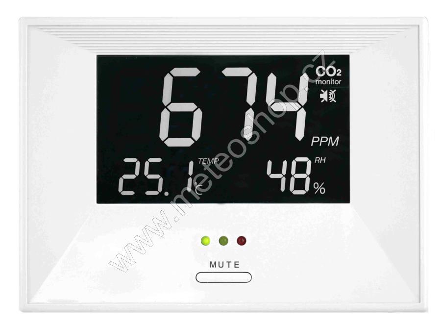 Indikátor koncentrace CO2 TFA 31.5003 AirCO2ntrol Life