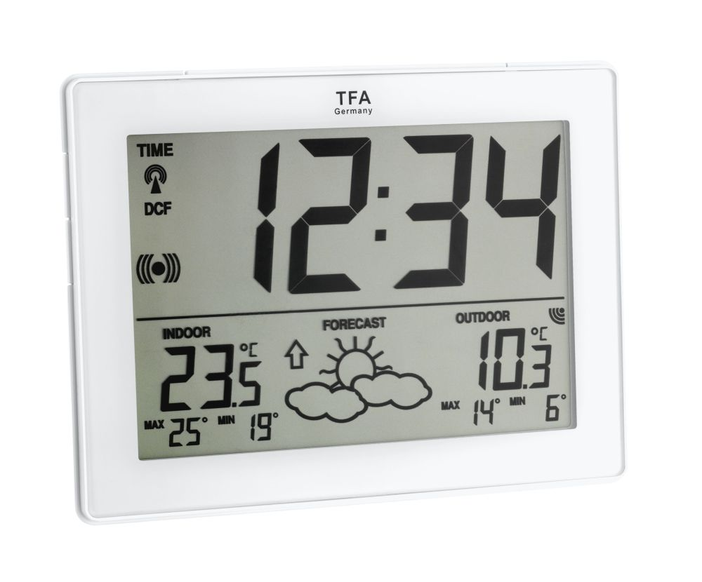 Meteostanice TFA 35.1125.02.IT Metro