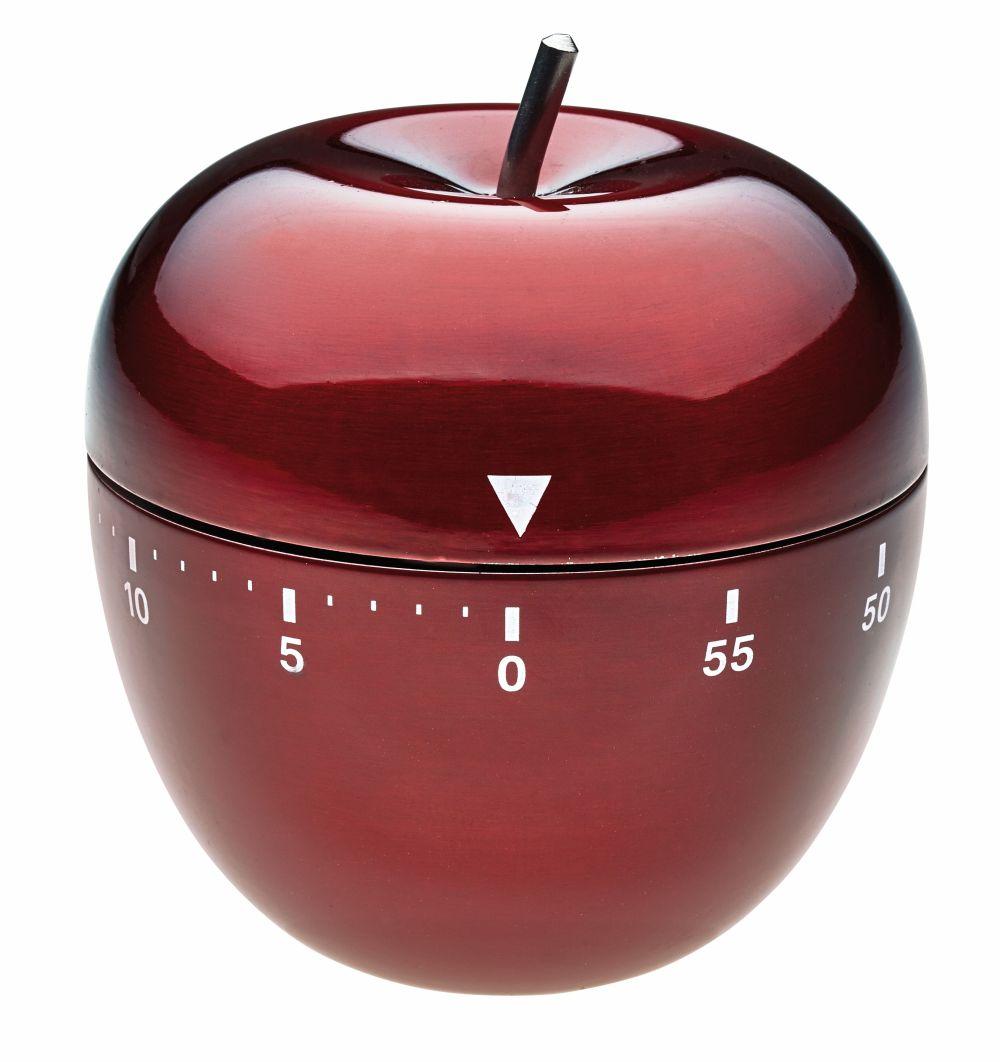 Kuchyňská minutka TFA 38.1030.05 - červené jablko