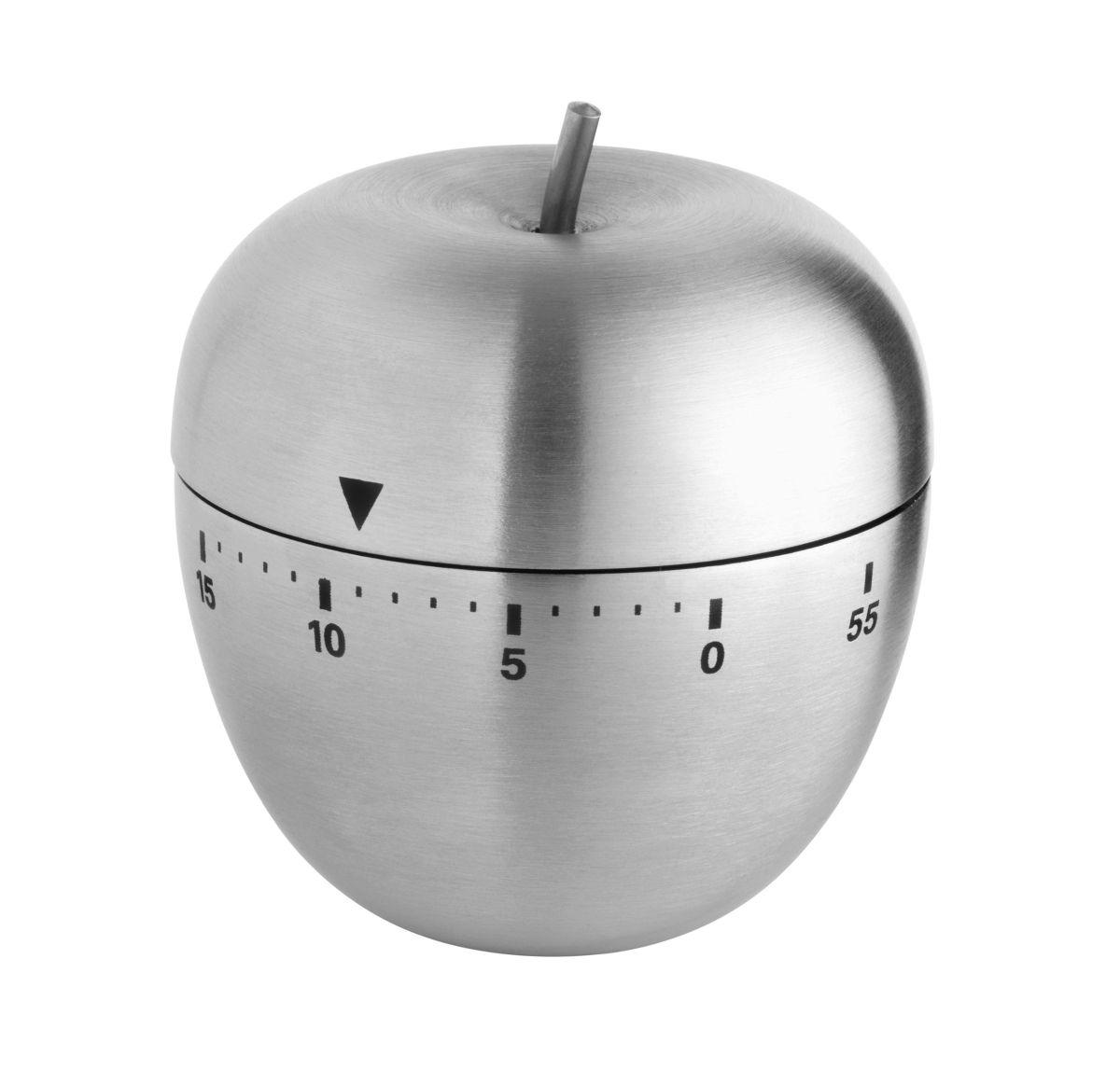 Kuchyňská minutka TFA 38.1030.54 - stříbrné jablko