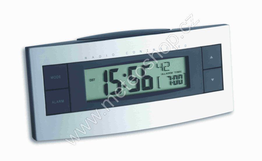 Rádiem řízený digitální budík TFA 60.2511