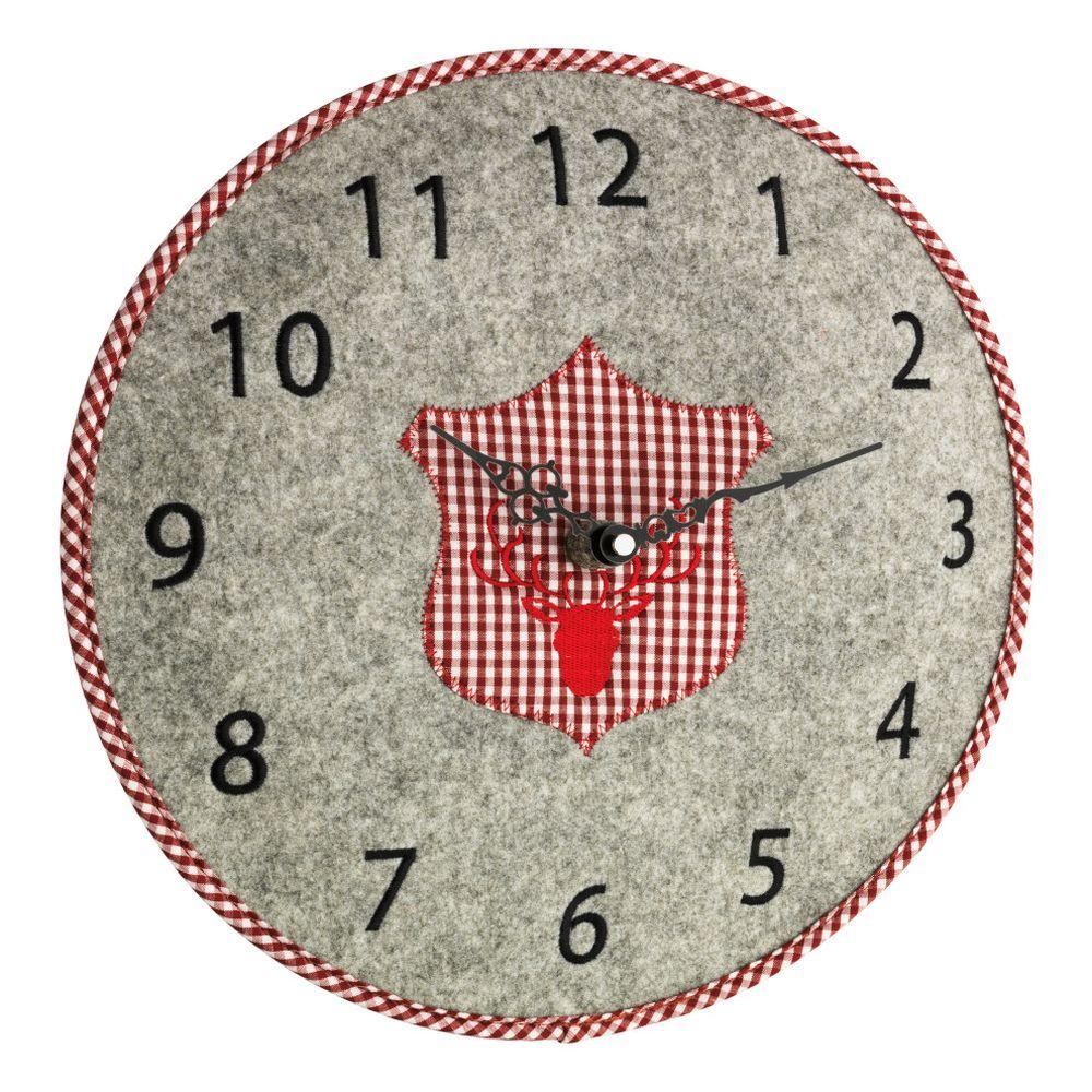 Nástěnné hodiny s motivem erbu TFA 60.3025.10