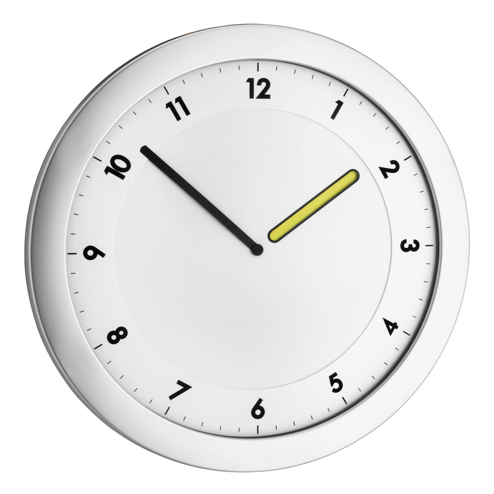 Nástěnné hodiny měnící barvu TFA 60.3027.54