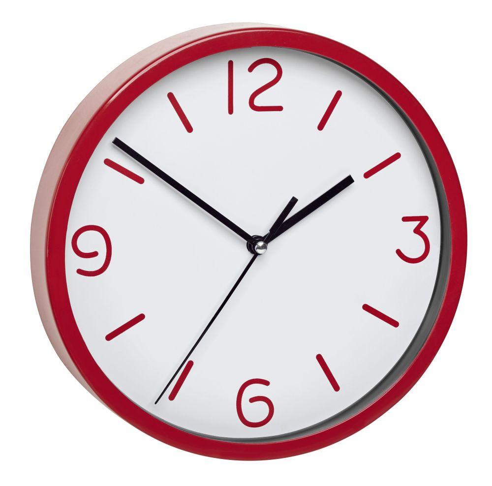 Nástěnné hodiny TFA 60.3033.05 - červené