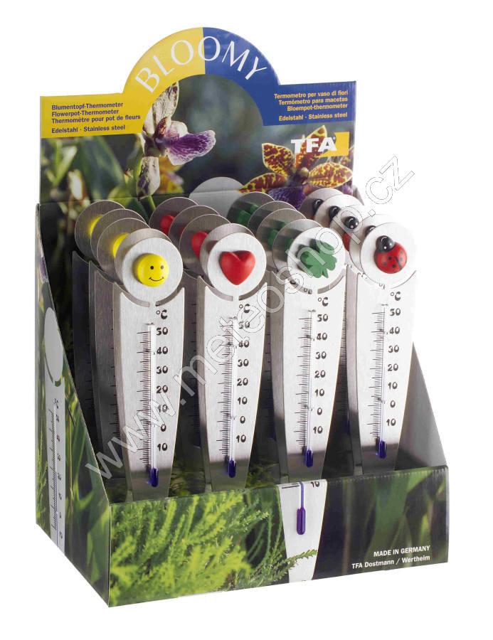 Sada teploměrů do květináčů TFA 95.1024