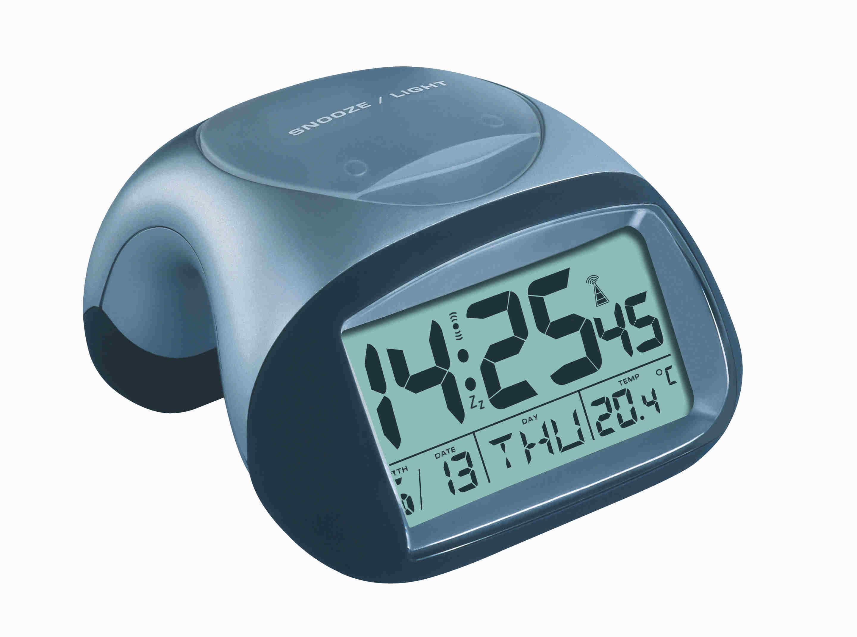 Bezdrátový budík s teploměrem TFA 98.1017 RING RING