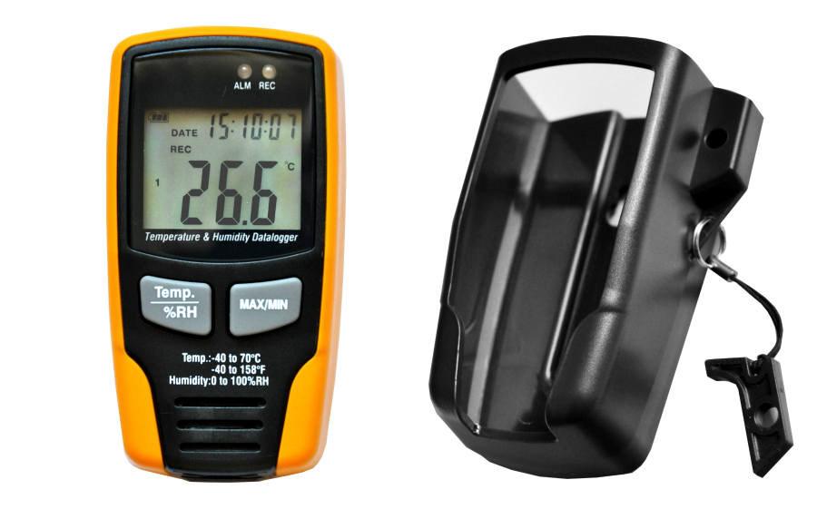 Datalogger pro měření teploty a vlhkosti GAR 195
