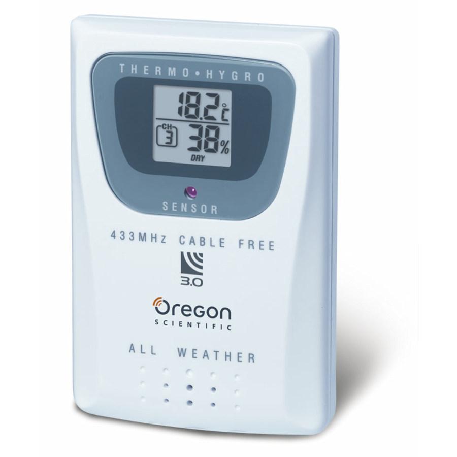 Bezdrátové čidlo na měření teploty a vlhkosti THGR810