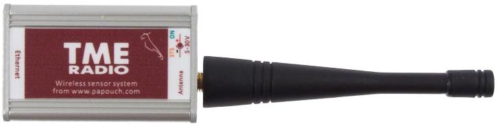 TME Radio: Bezdrátový měřič teploty a vlhkosti - malá anténa