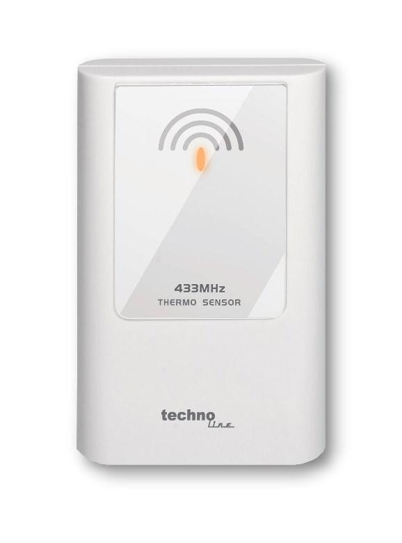 Bezdrátové čidlo pro měření teploty TX108