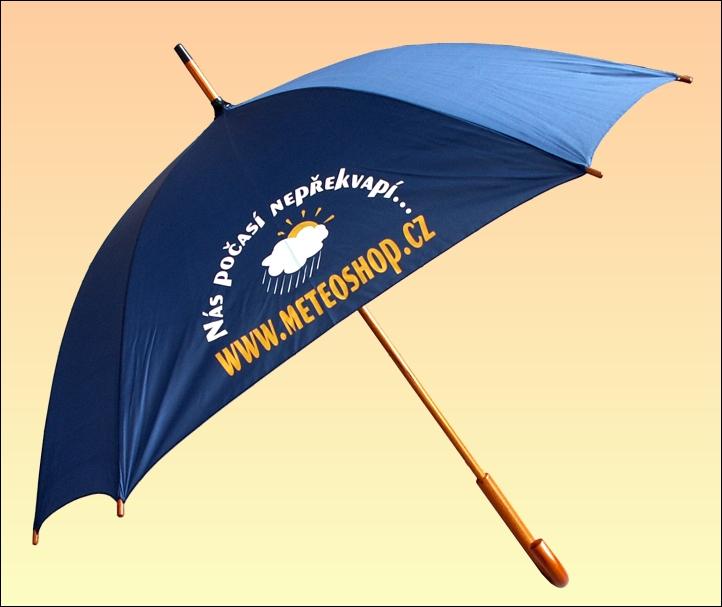 Deštník čtvercový velký