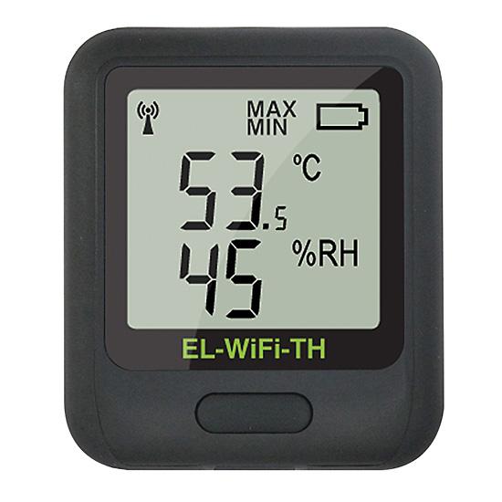 Datalogger pro měření teploty a vlhkosti WiFi-TH
