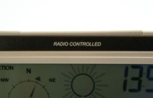 Hlavní jednotka - detail horního tlačítka