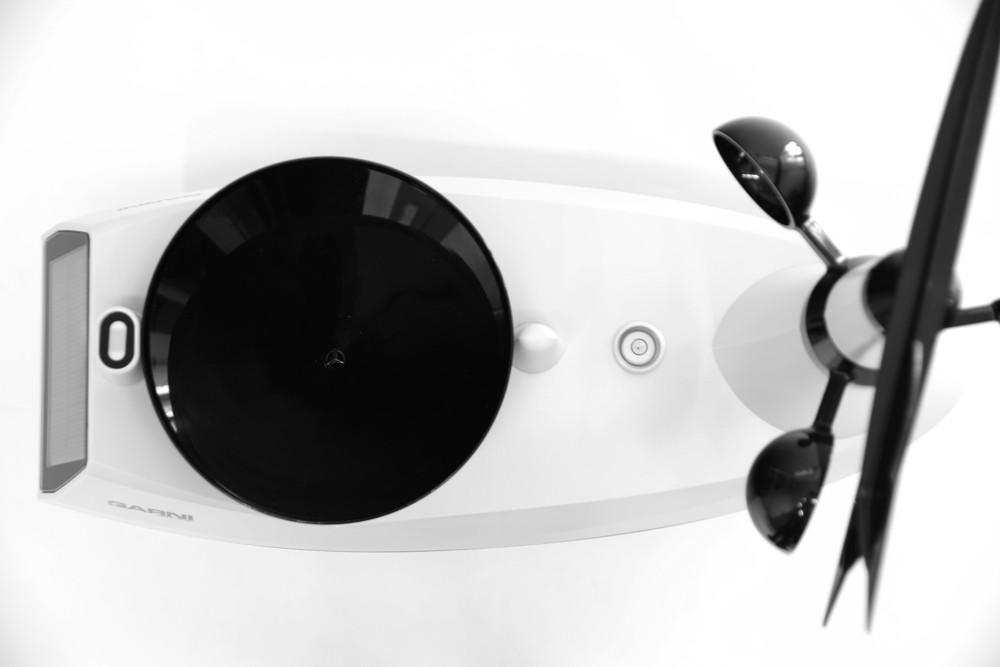 Garni 1055 - IB čidlo horní pohled