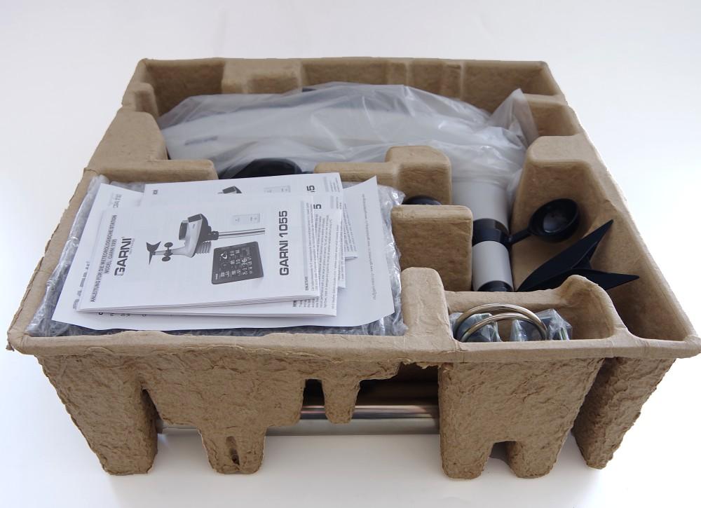 Garni 1055 - krabice od produktu