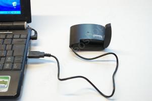 USB vysilač předpovědi počasí z PC do stanice